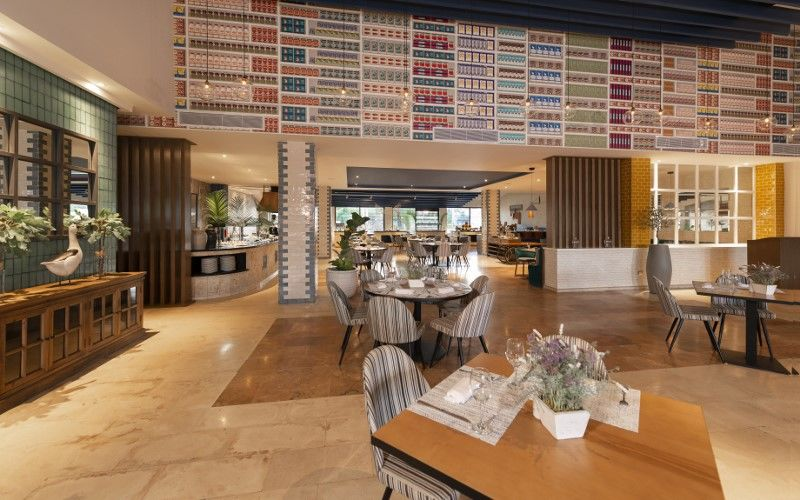 Catalonia Royal Bavaro - Thalassa Restaurant 2019