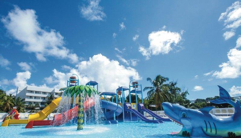 SPLASH 16 006 - Splash water world at Riu Resort