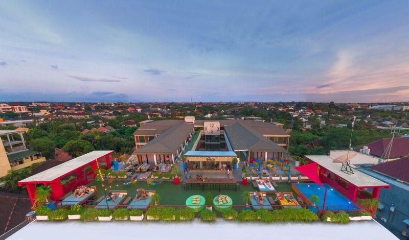 Hôtel Dash Seminyak Bali 4*