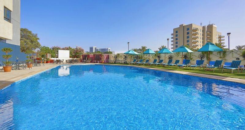 Arabian Park Hôtel 3*