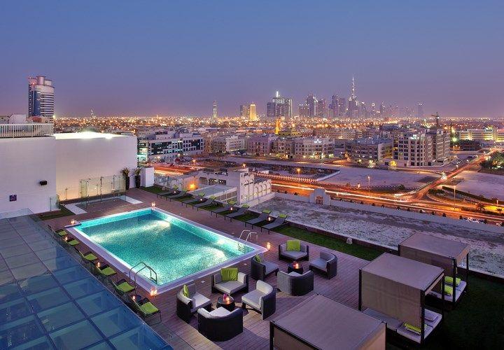 Melia Dubai Hôtel 5*