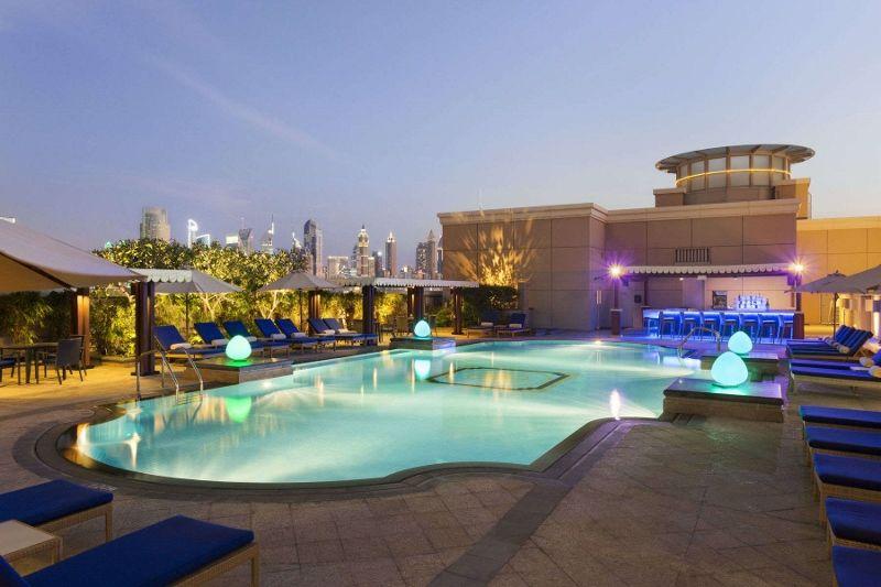 Ramada Jumeirah Hôtel 4*