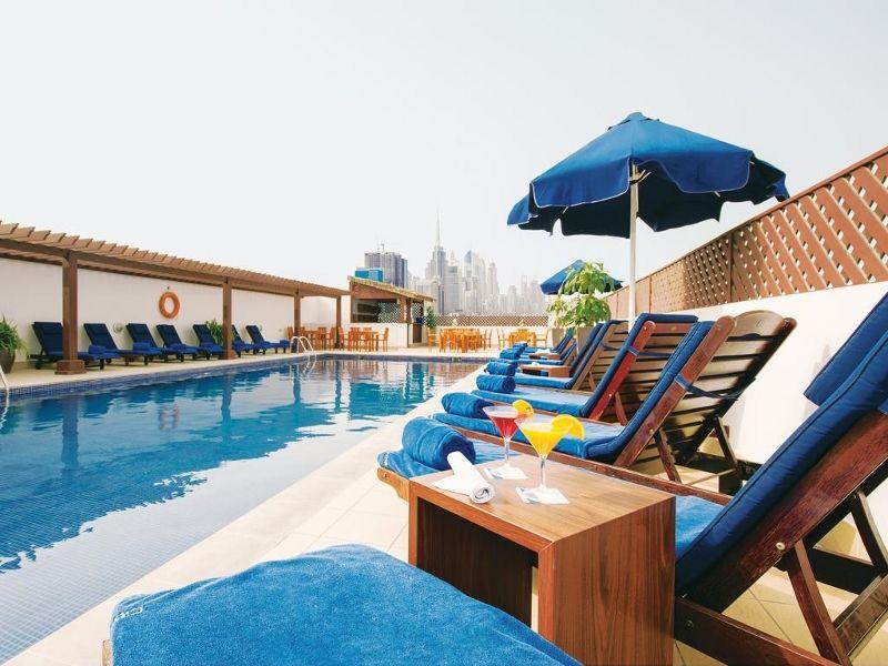 Hôtel Citymax Bur Dubaï 3*