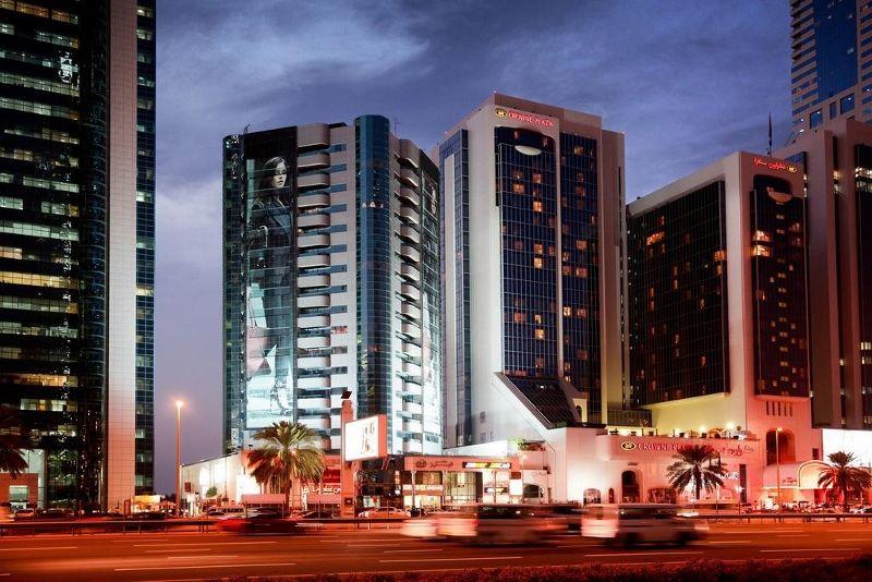 Crowne Plaza Dubai 5* - voyage  - sejour