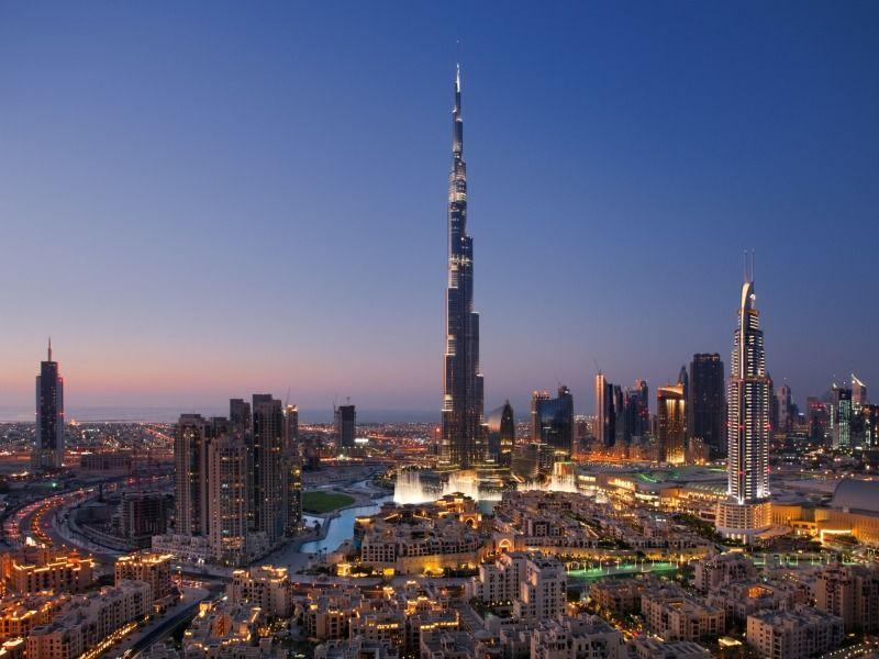 Dubai Ville de Mirage - De Dubai à Dubai 5 *