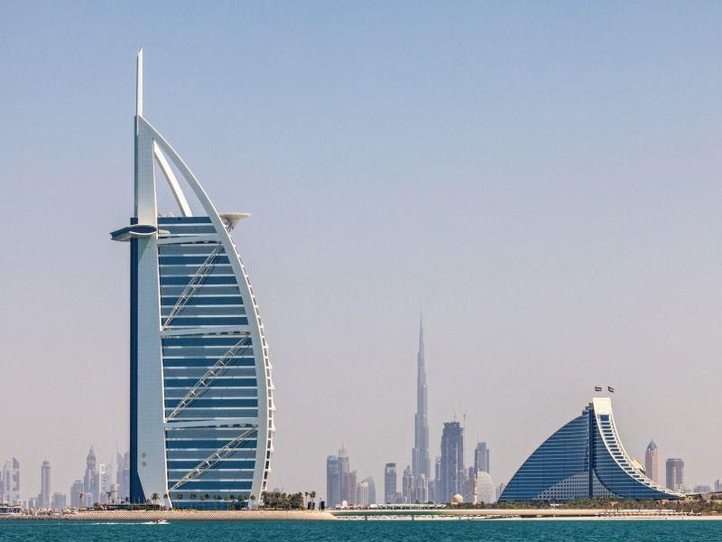 Dubai Ville de Mirage - De Dubai à Dubai 4 *