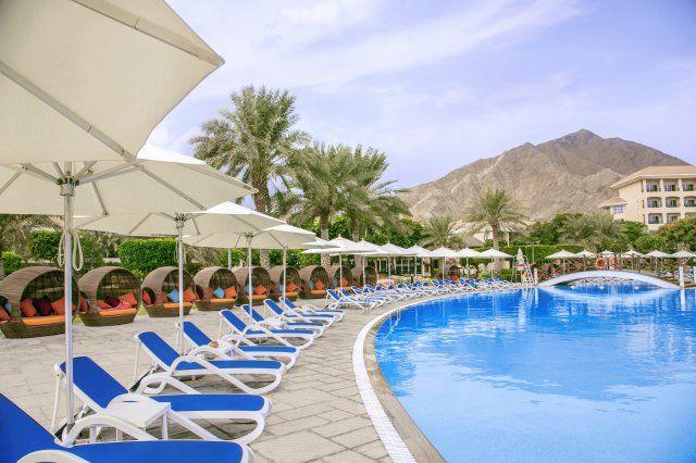 Hôtel Fujairah Rotana Resort & Spa 5 *