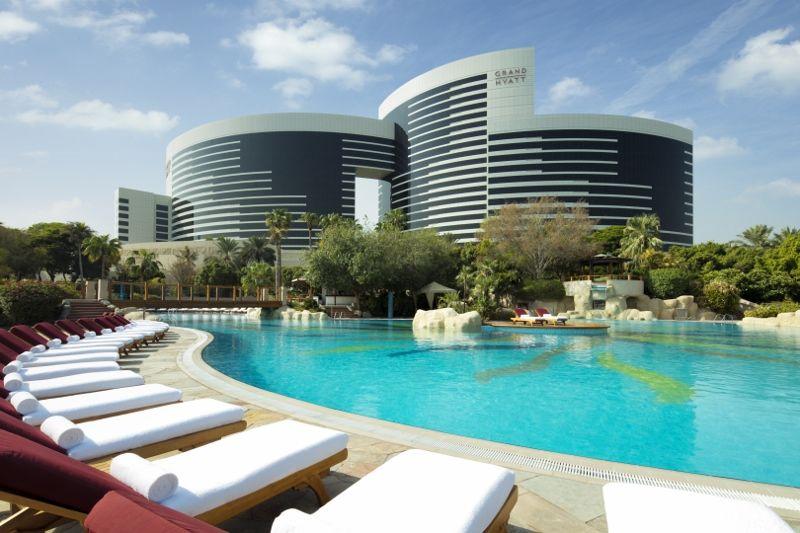 Grand Hyatt Dubai 5* - voyage  - sejour