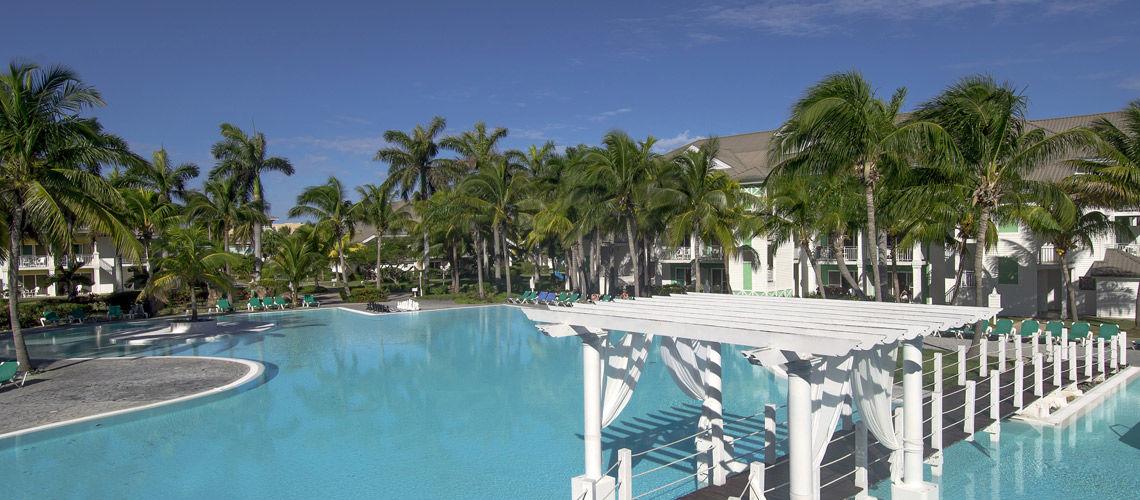 Piscine combine decouverte cubaine havane varadero club coralia melia peninsula varadero