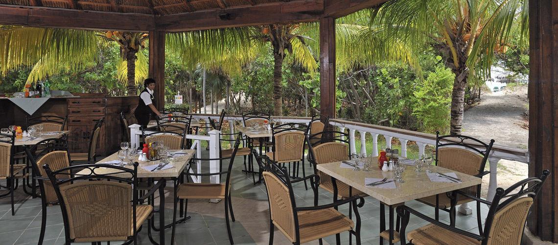 Restaurant combine decouverte cubaine havane varadero club coralia melia peninsula varadero
