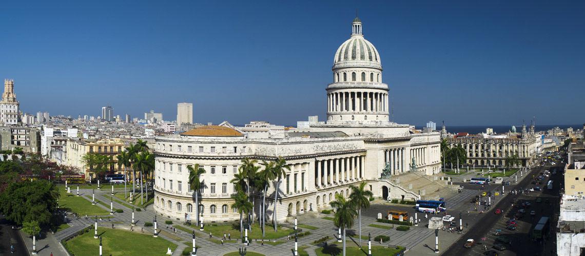 Capitole combine decouverte cubaine havane varadero club coralia melia peninsula varadero
