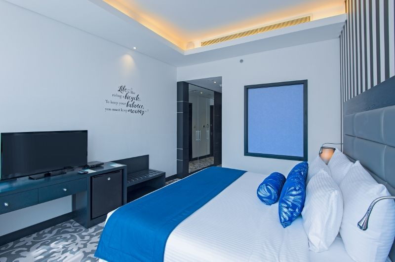 Somewhere Hotel Barsha Heights - Premium King