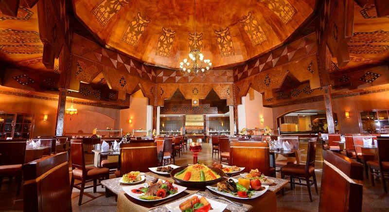 restaurant orientale