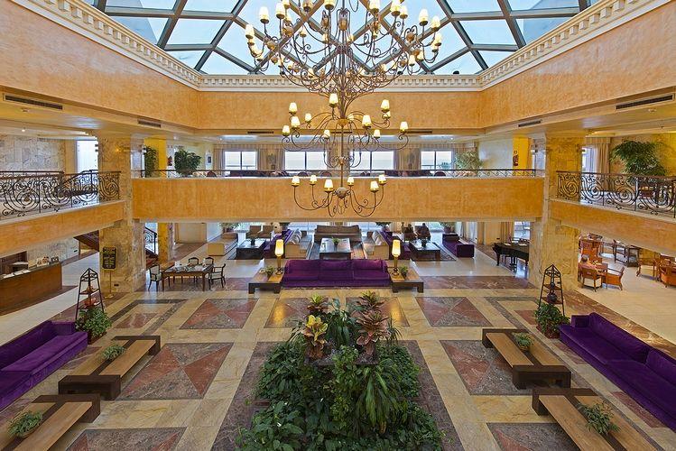 Espagne - Andalousie - Estepona - Elba Estepona Gran Hôtel & Thalasso Spa 5*