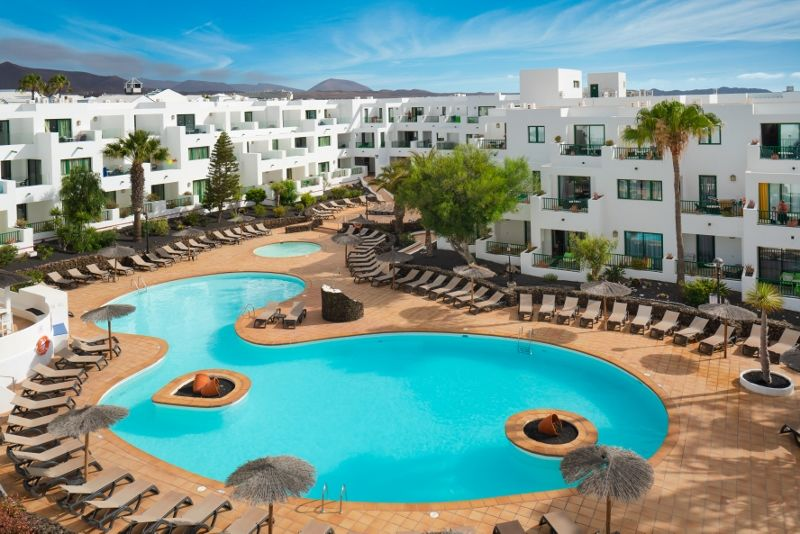 Séjour Arrecife - Galeon Playa 3*