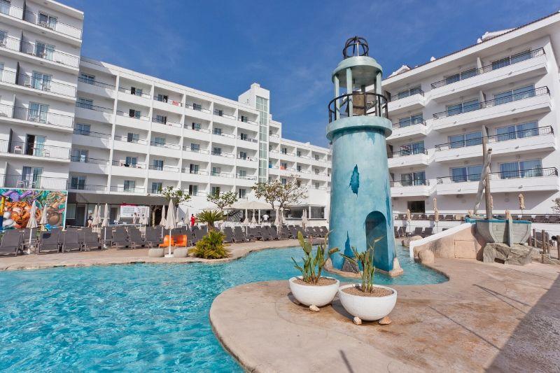 Pineda Splash hôtel  - Sans Transport 4 *