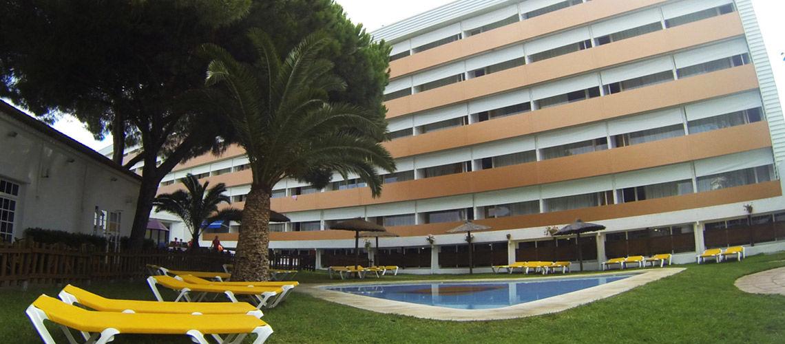 Ohtels carabela 4 andalousie espagne avec voyages for Club piscine liquidation center