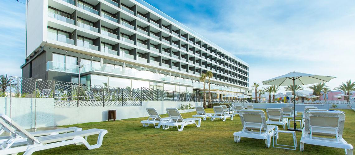 exterieur club coralia alegria dos playas