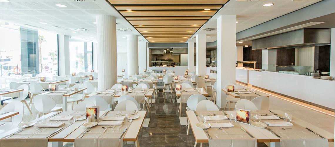 restaurant club coralia alegria dos playas