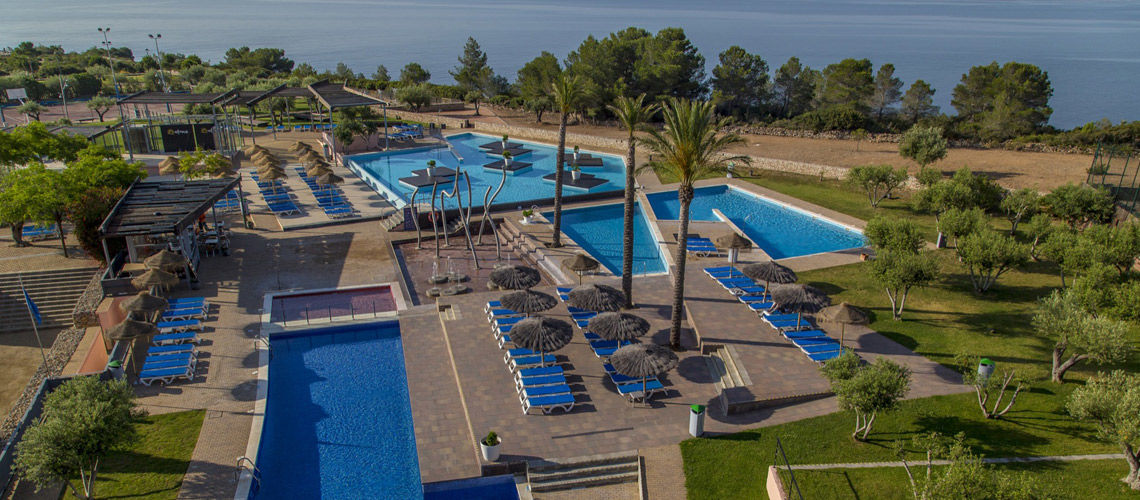 Club Coralia les Oliveres 4* - Sans transport