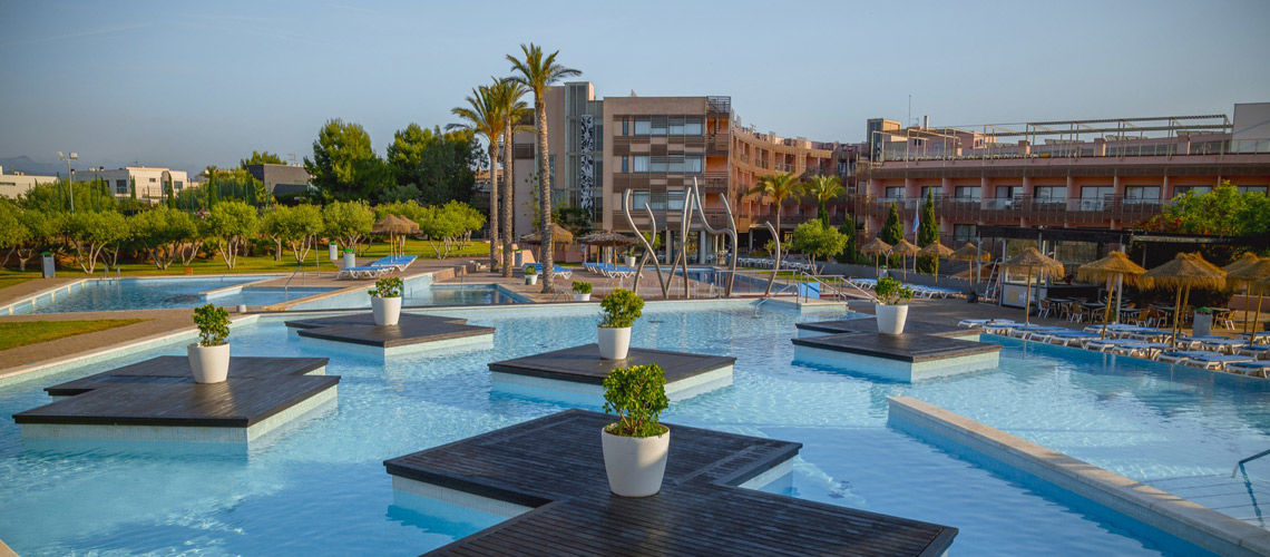 Ohtels Les Oliveres 4* - Sans transport