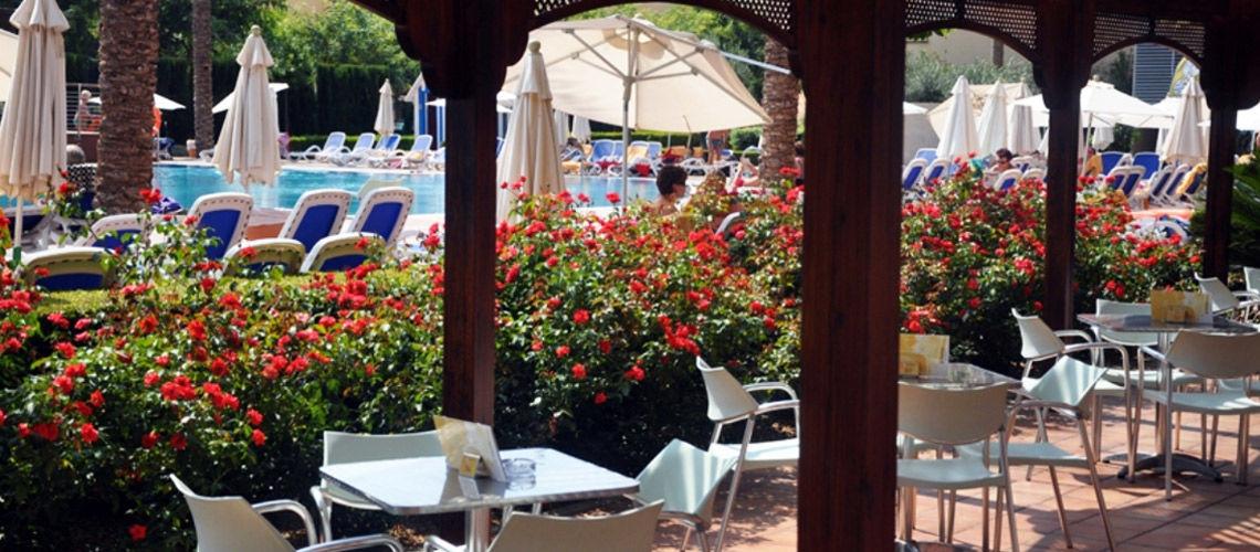 restaurant club coralia ohtels islantilla