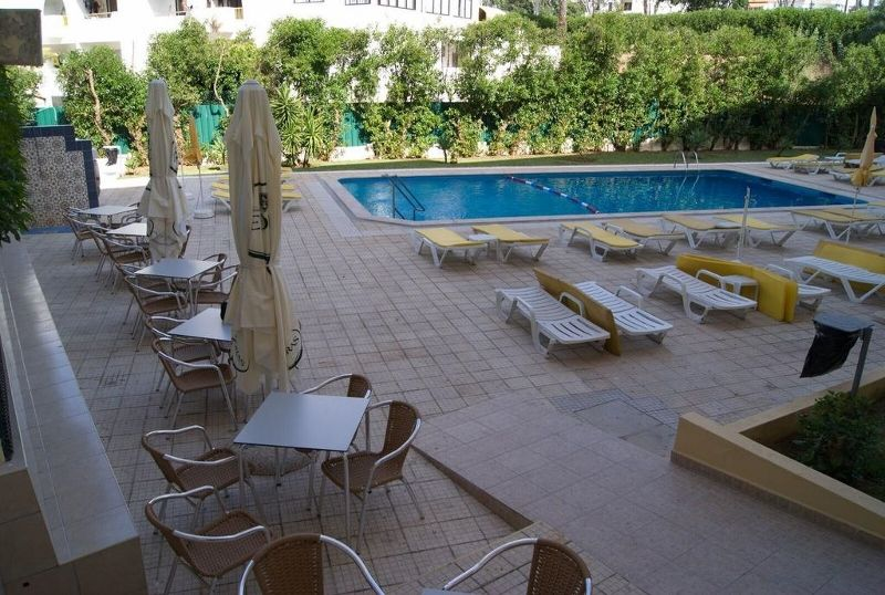 Portugal - Algarve - Faro - Hôtel Eirasol 2*