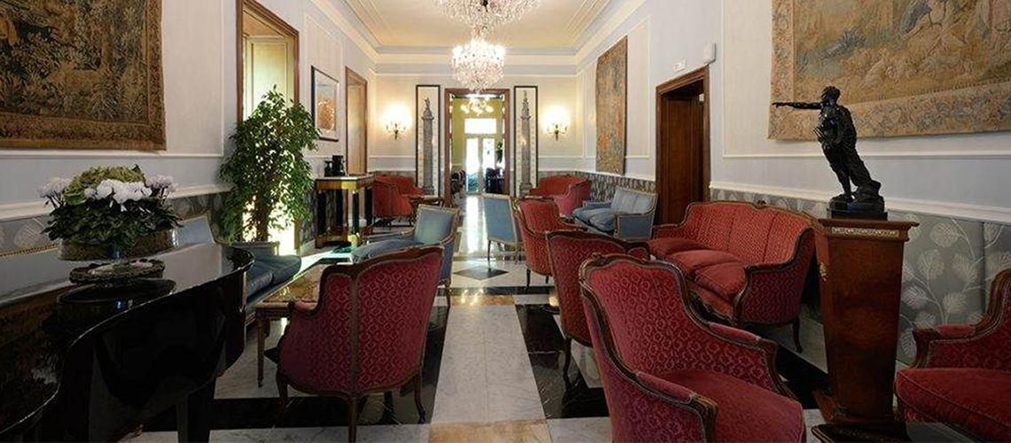 lobby kappa city rome giulio cesare