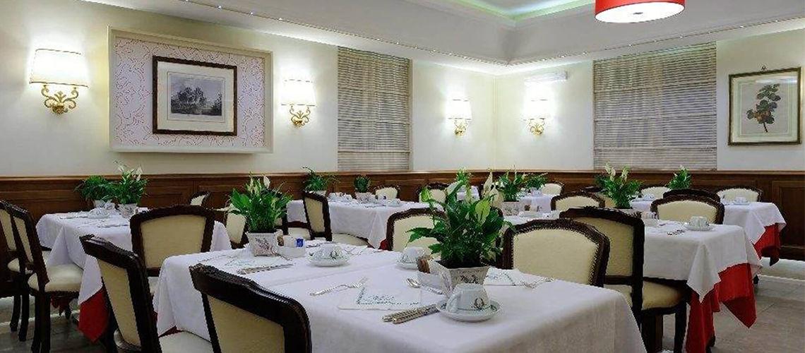 restaurant kappa city rome giulio cesare