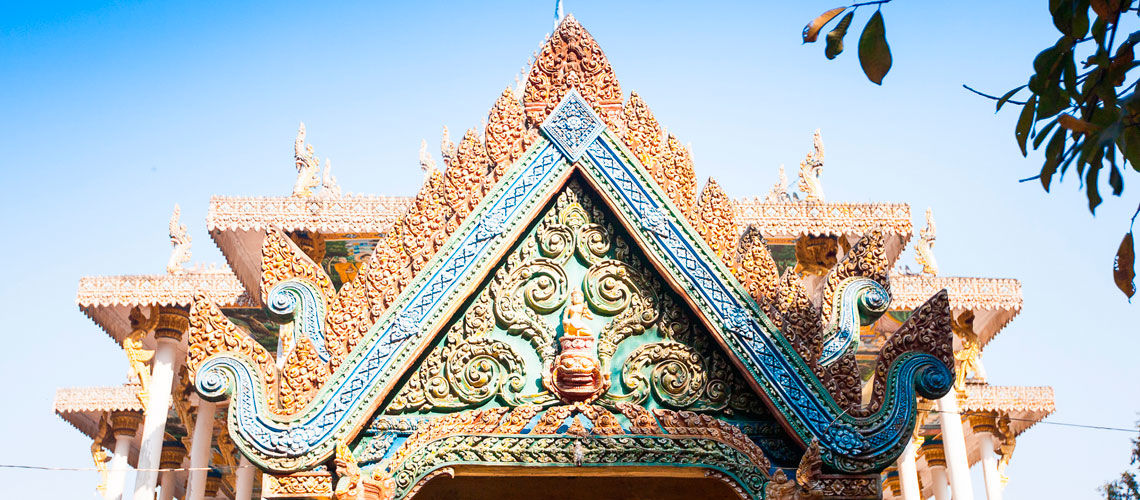 Cambodge - Circuit Regard sur le Cambodge avec extension Plage Koh Rong