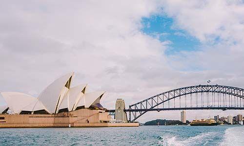 Australie - Circuit Lumière d'Australie