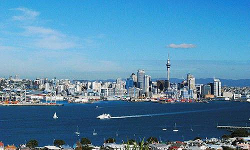 Nouvelle Zélande - Circuit Premier Regard de Nouvelle-Zélande