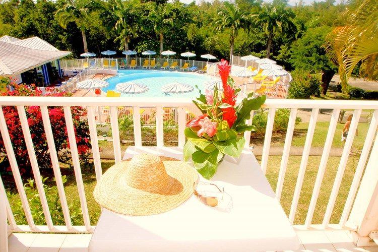 Martinique - Appartements Caribia Resort Sainte Luce 3* avec Location de voiture