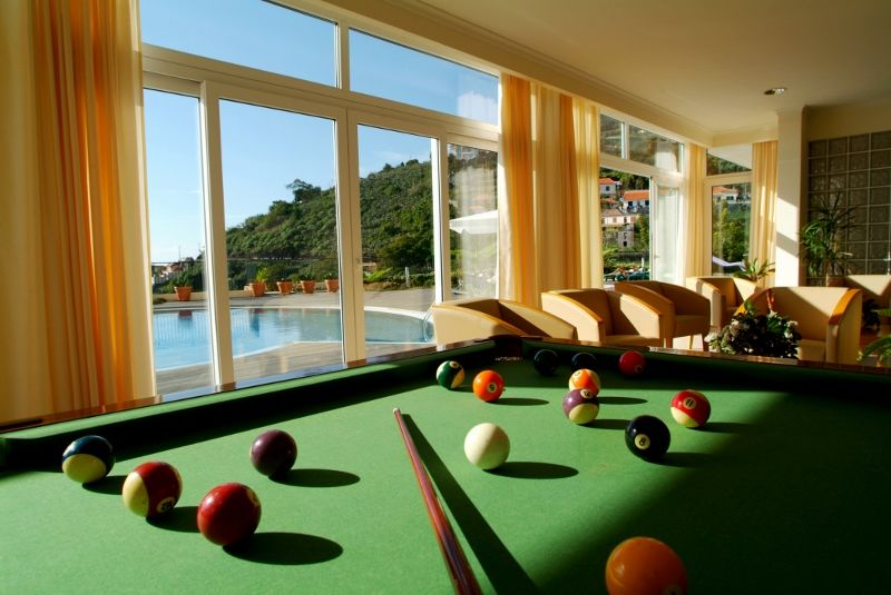 Hotel do Campo - Games room