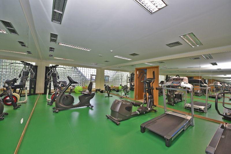 Hotel do Campo - Gym