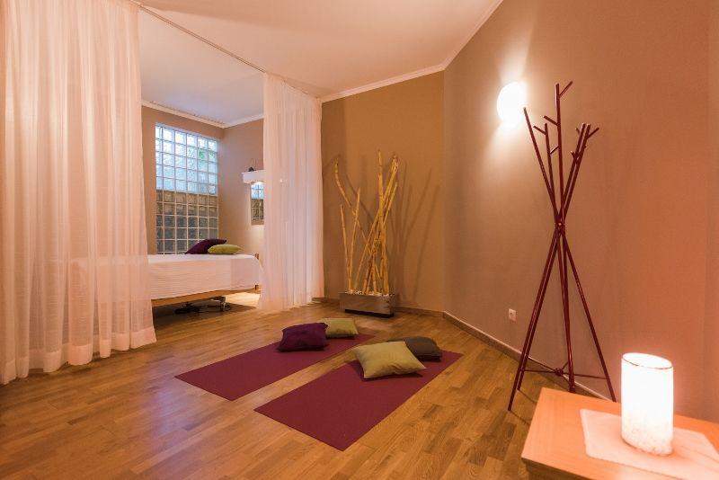 Hotel do Campo - Massage room