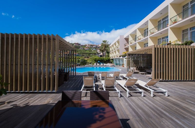 Hotel do Campo - Swimming pool area 2