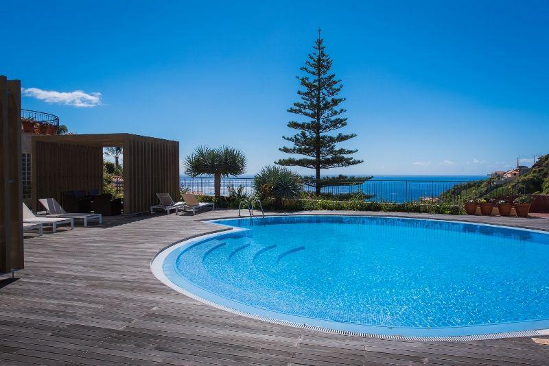 Hotel do Campo - Swimming pool area 3