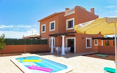 Canaries - Fuerteventura - Espagne - Hôtel Mirador De Lobos 4*