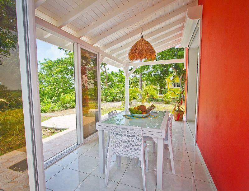 Guadeloupe - Résidence Oasis du Levant avec location de voiture