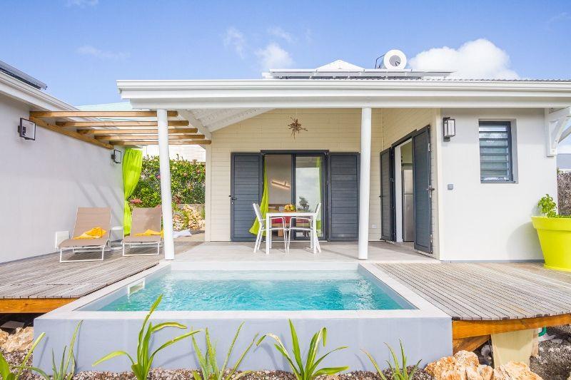 Iguane House Villas & Micro Spa avec location de voiture 3 *