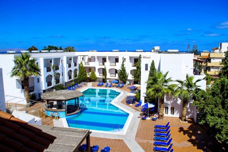 Séjour Grèce - Club Lyda Hotel 3*