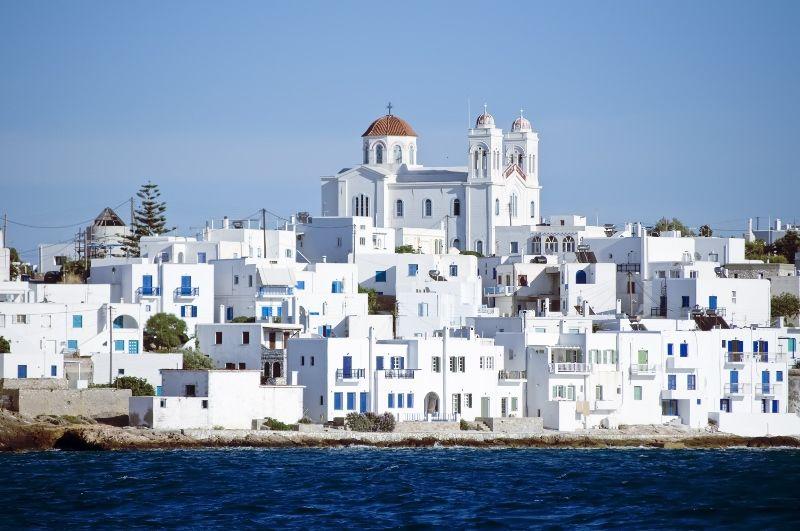 Grèce - Iles grecques - Les Cyclades - Mykonos - Santorin - Combiné Iles Mykonos-Santorin 2*, 3* ou 4*