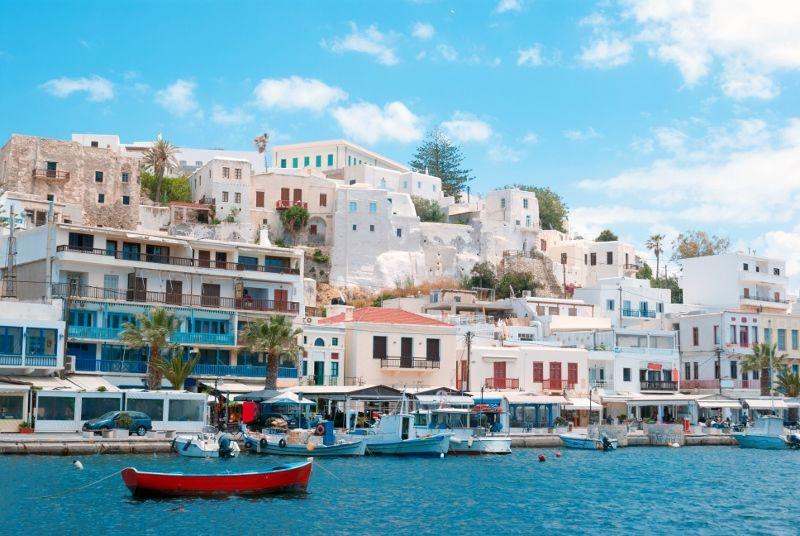 Combiné Iles Mykonos-Naxos 4 *