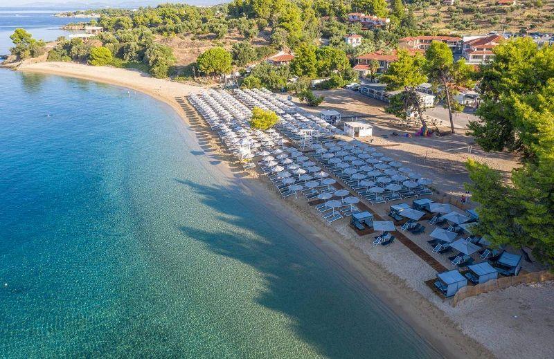 Séjour Grèce continentale - Lagomandra Beach 4*