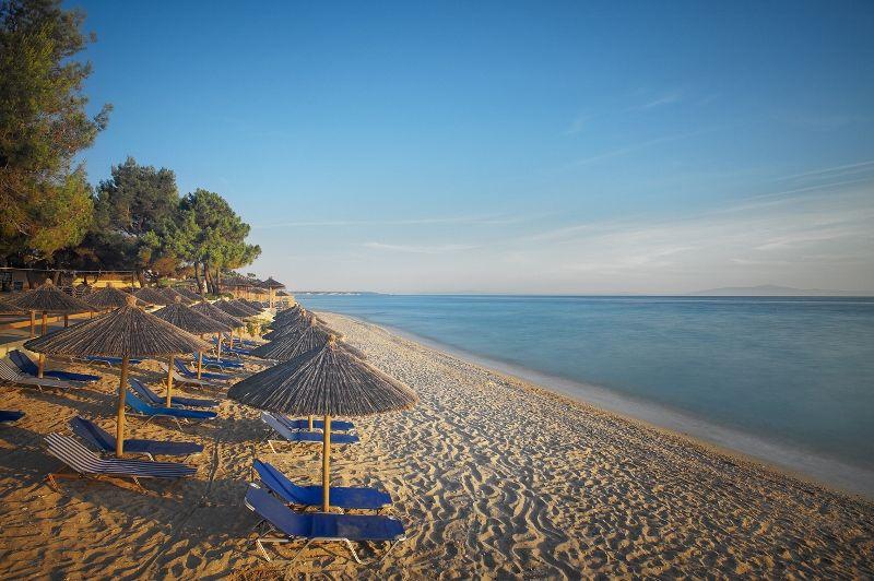 Séjour Grèce continentale - OP - Portes Beach 4*