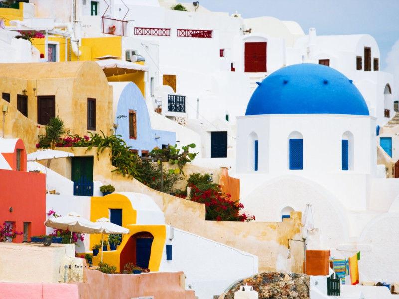 Combiné Athènes, Santorin & Paros - 1
