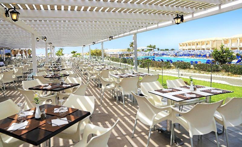 Terrace main restaurant
