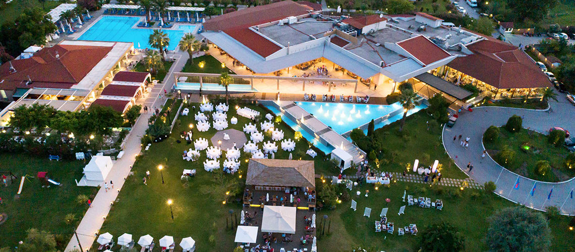 Grèce - Grèce continentale - Thessalonique et sa région - Club Coralia Poseidon Palace 4*