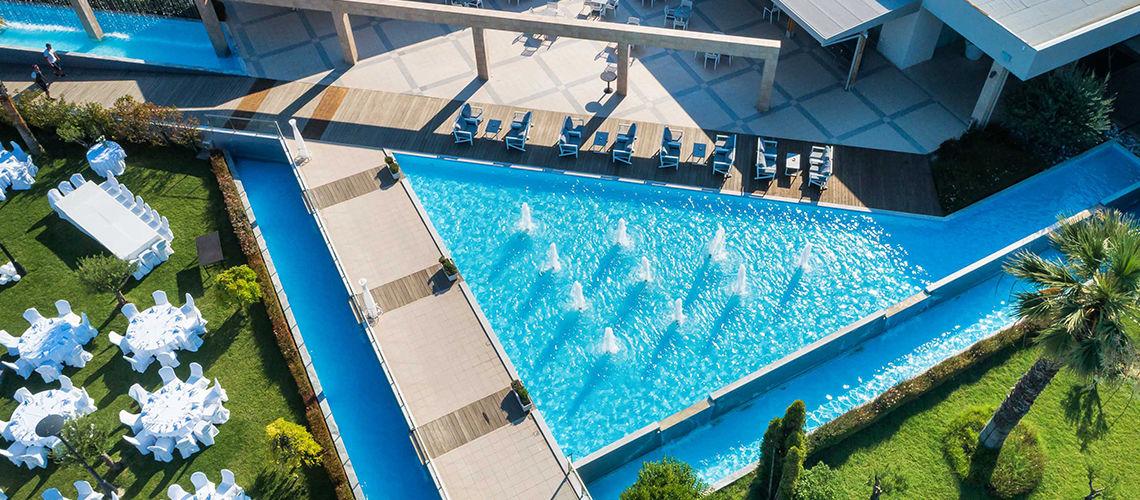Séjour Grèce continentale - Poseidon Palace 4*